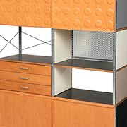 Charles and Ray Eames Herman Miller Shelving Unit