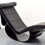 "Oscar Niemeyer ""Rio"" Chaise Lounge Chair"