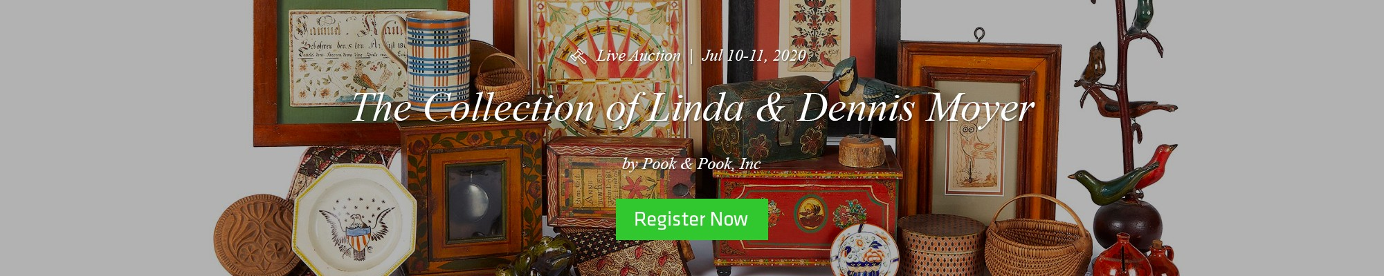 The Collection of Linda & Dennis Moyer