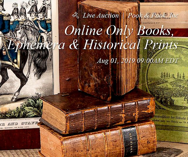 online-only-books-ephemera-historical-prints-pook and pook