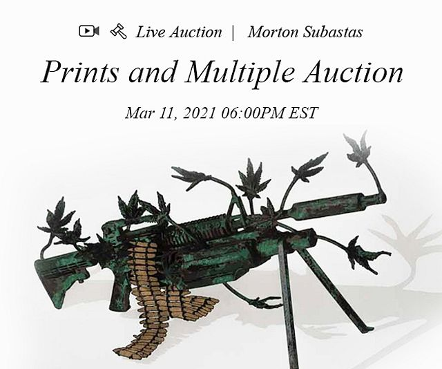 Prints and Multiple Auction