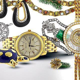 Fine Jewelry Diamonds and Watches by Hampton Estate Auction