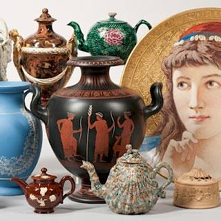 The Victor and Muriel Polikoff Collection by Skinner