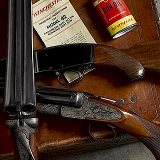 Firearms & Militaria by Pook & Pook, Inc