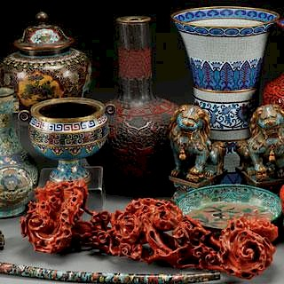 Native American, Asian, Euro & Amer Works by Jackson's  International Auctioneers and Appraisers