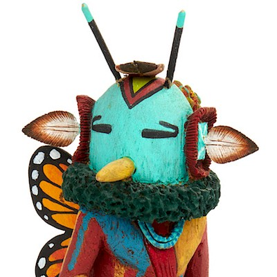 Kachina Collection of the Late Thomas Empey by Witherell's