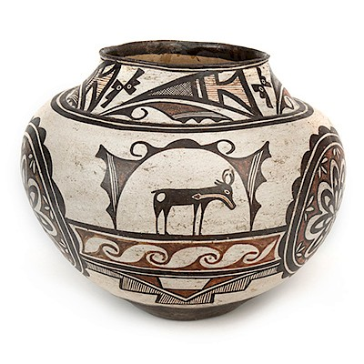 Western Decorative Arts & Objects by Santa Fe Art Auction