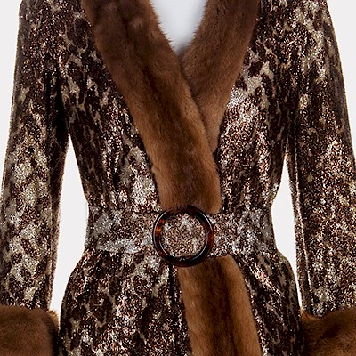 Vintage Couture and Luxury Accessories by Hindman