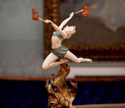 The Marie and David Cooper Collection of Fine Art Deco Sculptures by Quittenbaum Kunstauktionen GmbH