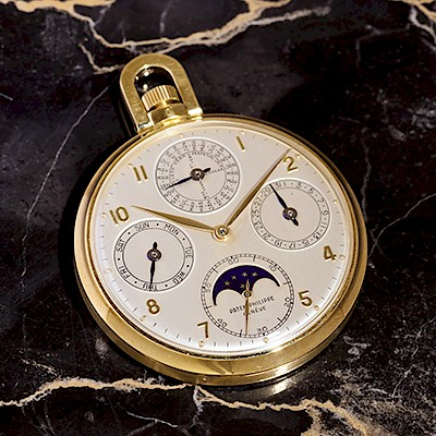 Fine Timepieces by Hindman