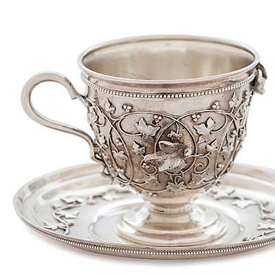 Fine Silver: Discovery Auction by Cowan's Auctions