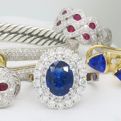Designer and Estate Fine Jewelry Auction by MJ Gabel