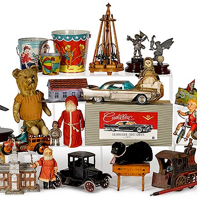 Auction Info Live Auction Online Only Toy Auction 3827 By Pook Pook Inc With Noel Barrett Antiques Auctions Ltd Bidsquare