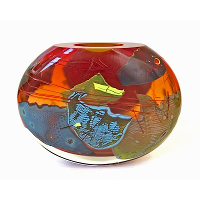 Contemporary Glass: 1970 - 2011 by Wexler Gallery