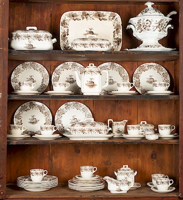 JULY ECLECTIC ANTIQUE AUCTION by Ross Auction Company, LLC