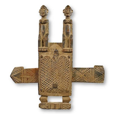Authentic African Tribal Doors & Locks by Discover African Art