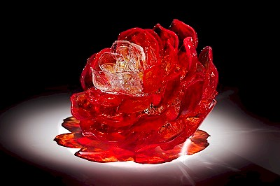 NLM Contemporary Glass Art Auction by National Liberty Museum