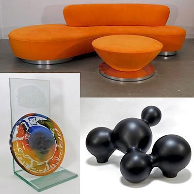 MCM Furniture, Art & Decor Auction by Bruneau & Co. Auctioneers