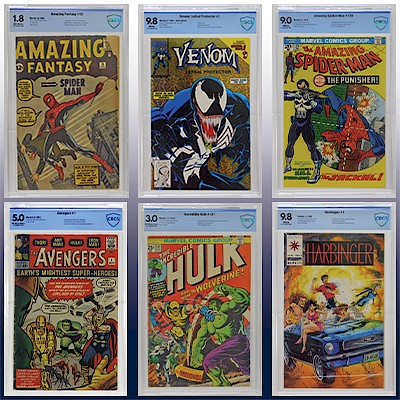 Massive Comic & Toy Auction by Bruneau & Co. Auctioneers
