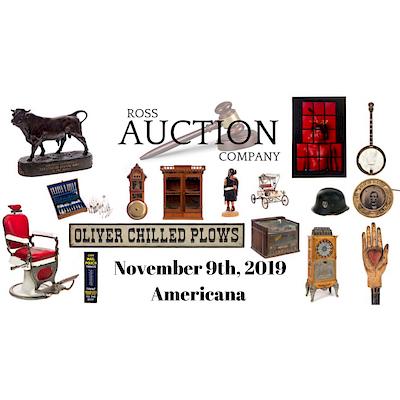 2019 Americana  by Ross Auction Company, LLC