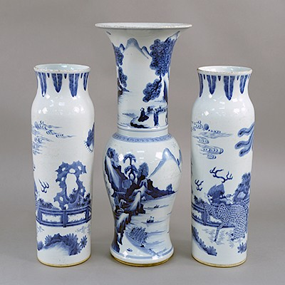 American Antique, Fine Art, and Asian by Nadeau's Auction Gallery