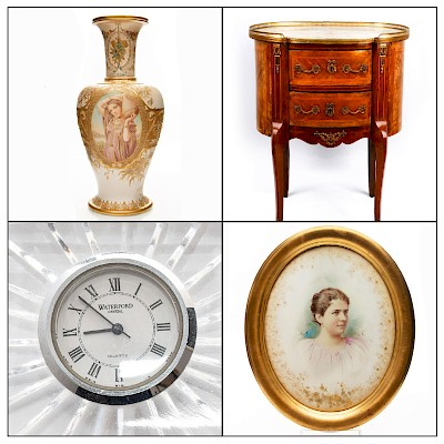 Home and Interiors Auction 10.29.2019 by Lion and Unicorn