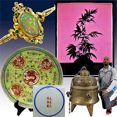 November Estate Fine Art & Antique Auction by Bruneau & Co. Auctioneers