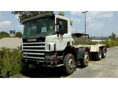 Subasta Vehicular de Empresa Cementera by Morton Subastas