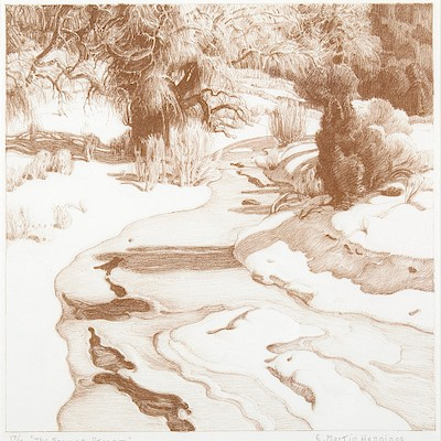 Winter Holiday Sale by Santa Fe Art Auction