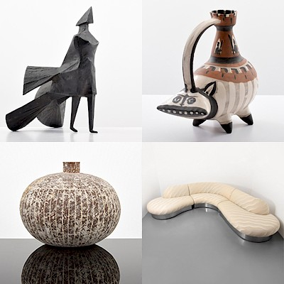 Modern Art & Design + Urban Culture Auctions: 3 Sessions by Palm Beach Modern Auctions