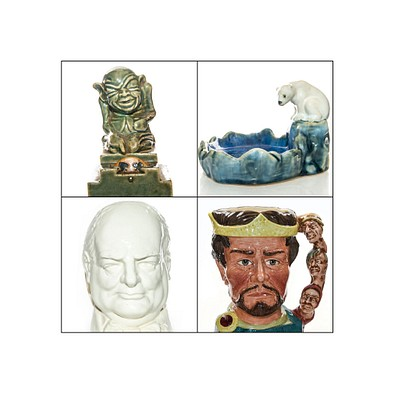 2-Day Ceramic Auction, Day 2 by Whitley's Auctioneers & Lion and Unicorn