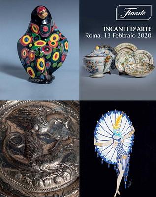 Charms of Art - Incanti d'Arte by Finarte