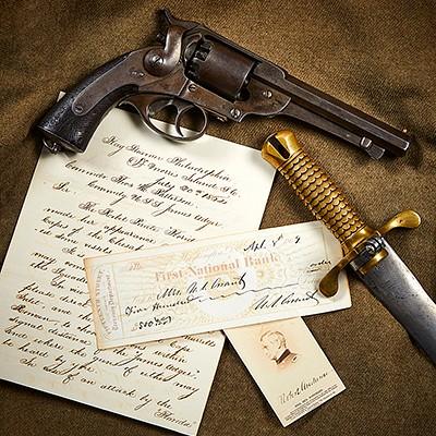 Firearms, Militaria & Ephemera by Pook & Pook Inc.