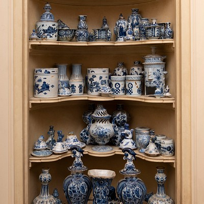 Ceramics from The Collection of Mario Buatta by Stair