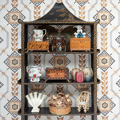 Objects, Treasures & Trifles from The Collection of Mario Buatta by Stair