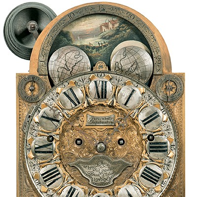 Clocks, Watches & Scientific Instruments online by Skinner