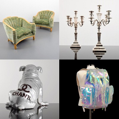 LUXE: Fine Art & Branded Luxury, Summer 2020 by Palm Beach Modern Auctions