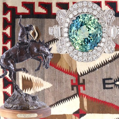 Old West Frontier & American Indian Sale w/ Luxury Jewelry - June 27th 2020 by North American Auction Company