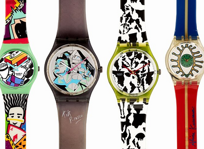 The Swatch Collection by Finarte