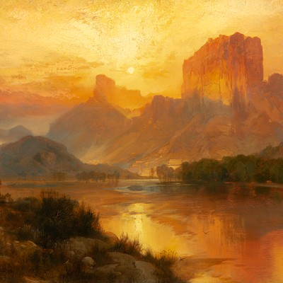 Fine Western & American Art by The Coeur d'Alene Art Auction