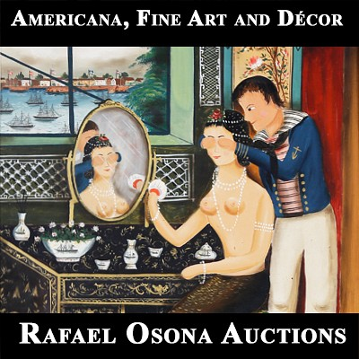 Americana, Fine Art, Furnishings & Décor by Rafael Osona Auctions