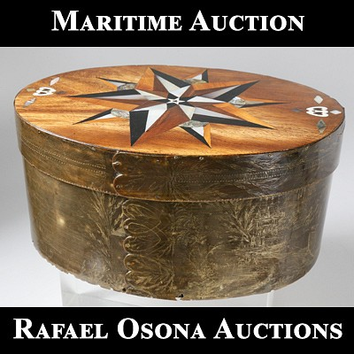 The Marine Auction  by Rafael Osona Auctions
