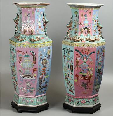 July Asian Sale by WR Auction Gallery Inc.