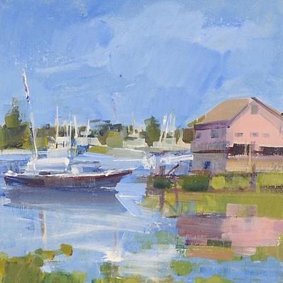 Live Benefit Art Auction by Attleboro Arts Museum