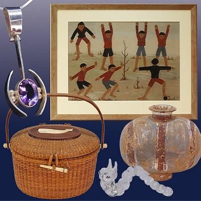 Estate Fine Art & Antiques Auction by Bruneau & Co. Auctioneers