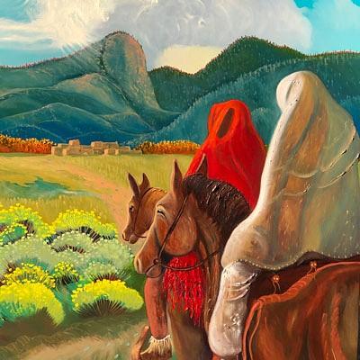 ArtsThrive: Art Exhibition & Benefit - Collector's Live Auction by Albuquerque Museum Foundation