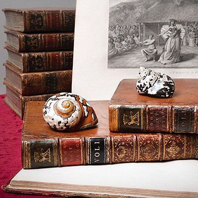 A Partial Gentleman's Library: Important Books from Around the World by Stair