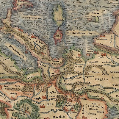 The Legendary Vladi Collection of Historical Maps by Guernsey's