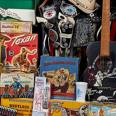 Online Only Toy Auction Featuring The Gerritt & Shirley Breininger Western Toy Collection by Pook & Pook, Inc. with Noel Barrett Antiques & Auctions LTD