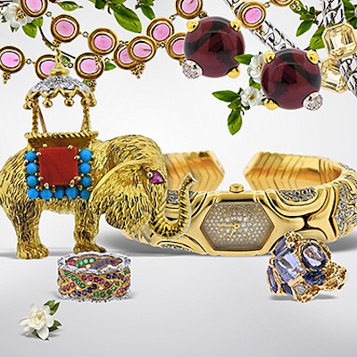 Fine Jewelry Watches and Coins by Hampton Estate Auction